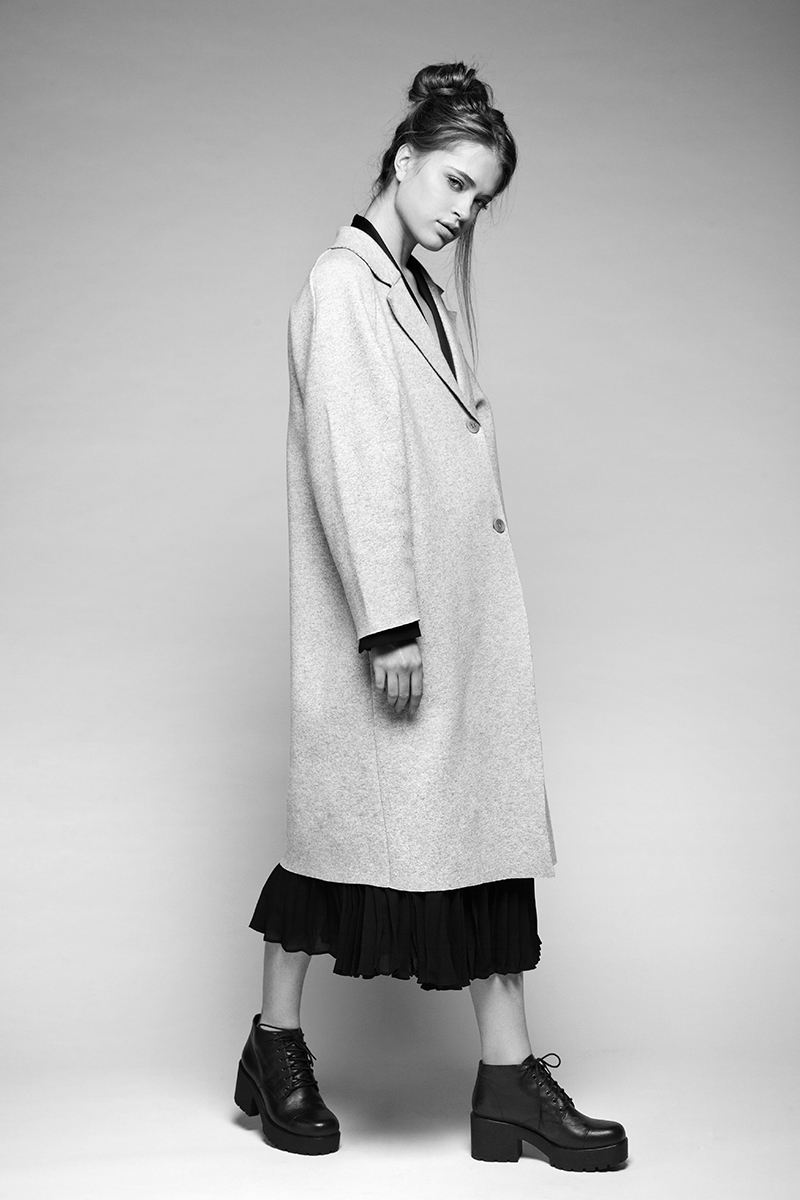 Masha DEMEKHINA @ Silent Models
