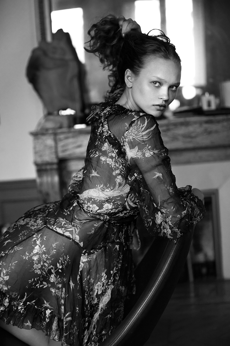 Sasha Rostop @ IMG Models